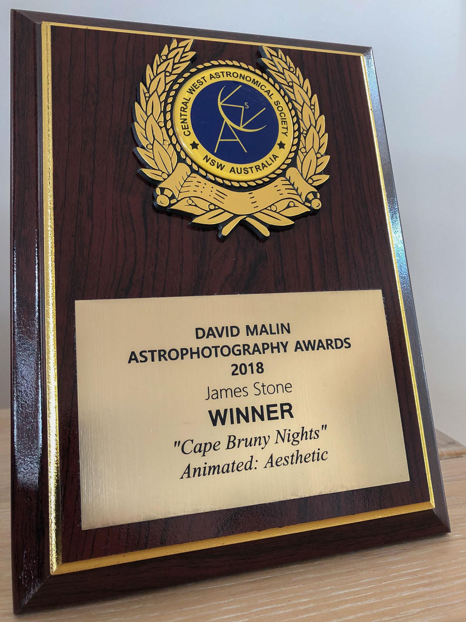 Malin Awards 2018