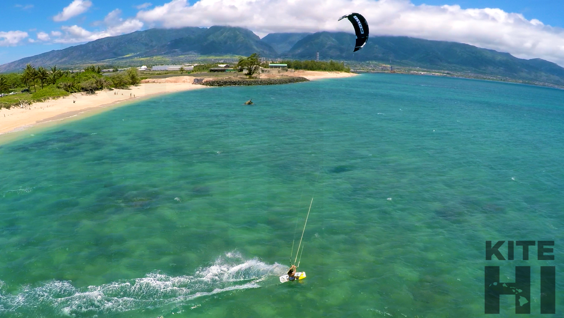 Raquel kiteboarding maui lower kite beach aerial.jpg