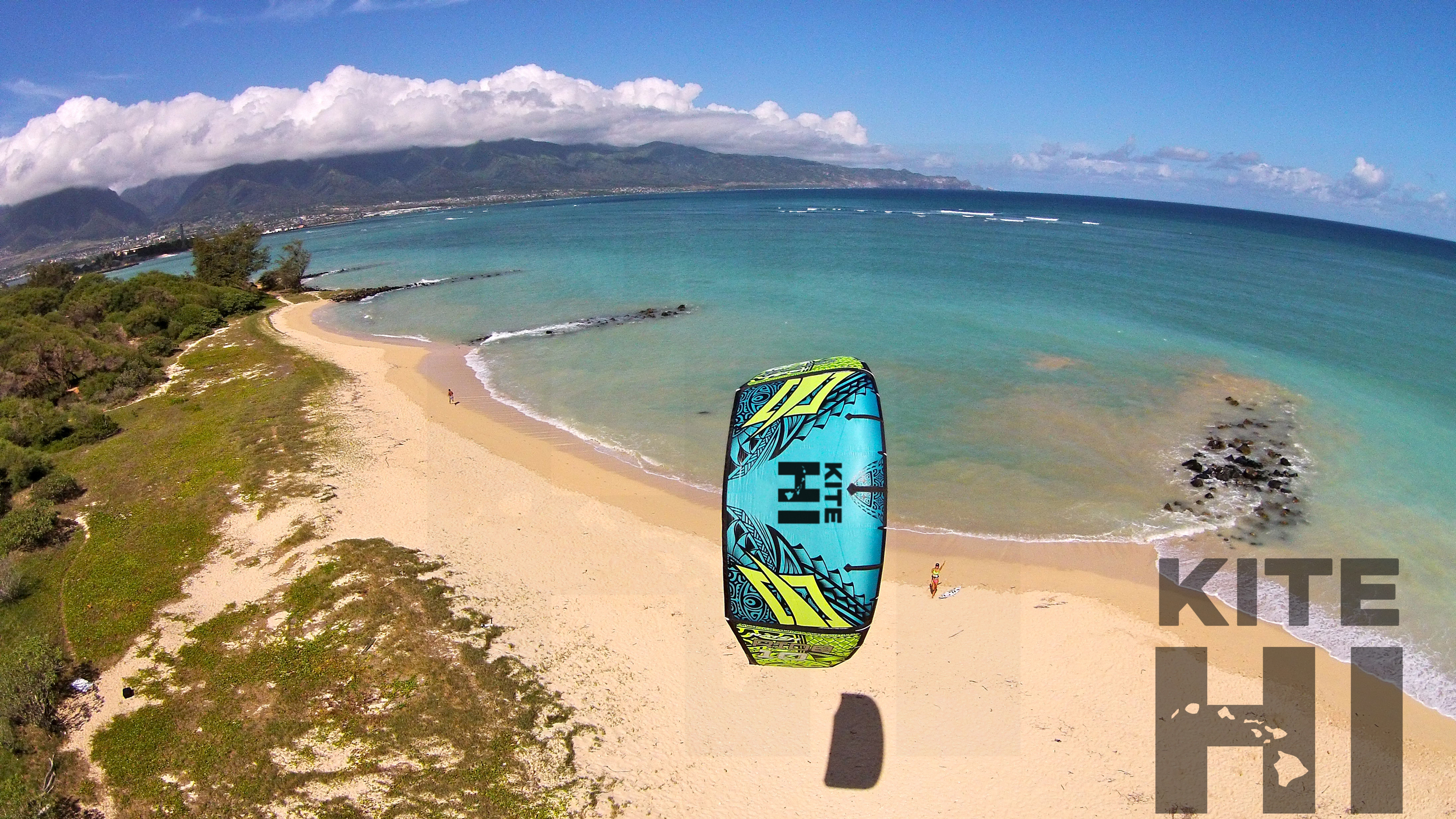 Raquel at Flash Beach over kite maui copy.jpg