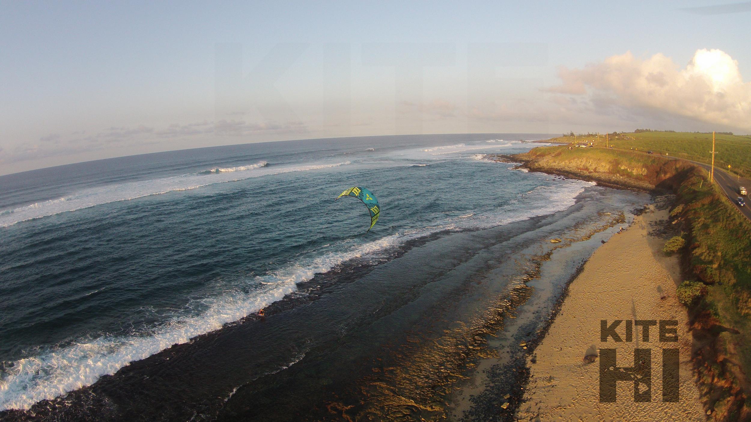 Lanes Beach Sunset Raquel landing.jpg