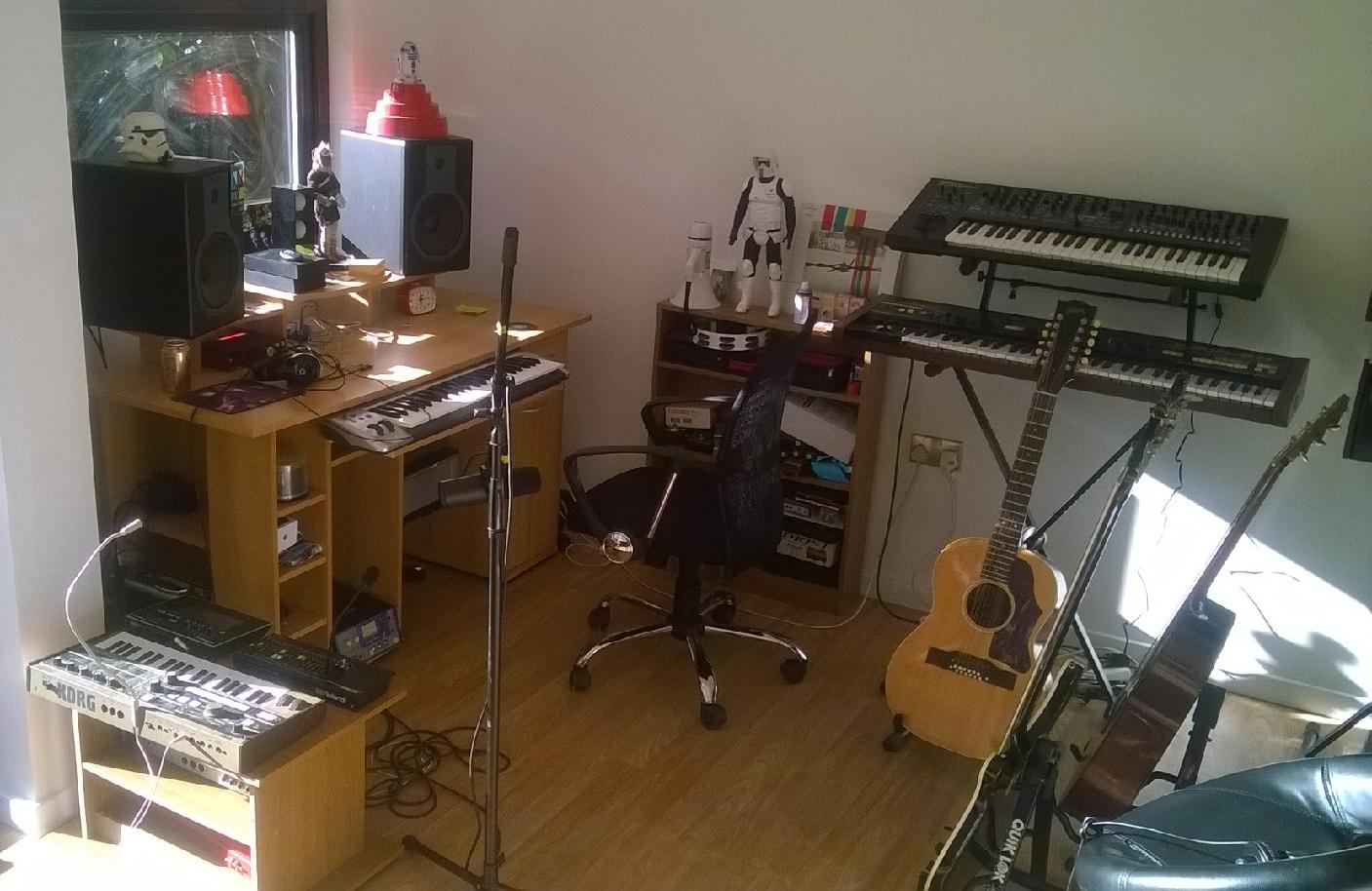 Options For Music Studios -