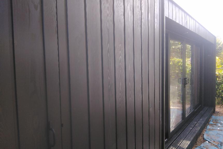 Exterior Cladding -