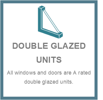 double glazed