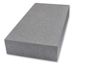 Polystyrene Insulation - Abbreviations: XPS, EPS.Brands: Jablite, Cellectra, Kay-Metzeler.Appearance: Available in ridged boards in many colours, white, grey and blue. Light weight to hold and looks like it is constructed from thousands of small balls.Thicknesses: 10mm – 200mm typically.Pros: + Medium cost insulation material + Performs well as an insulation material when compared to other materials of the same thickness + Used in SIP panels.Cos: - Needs cutting to fit which increases install times, poor comparable fire performance.