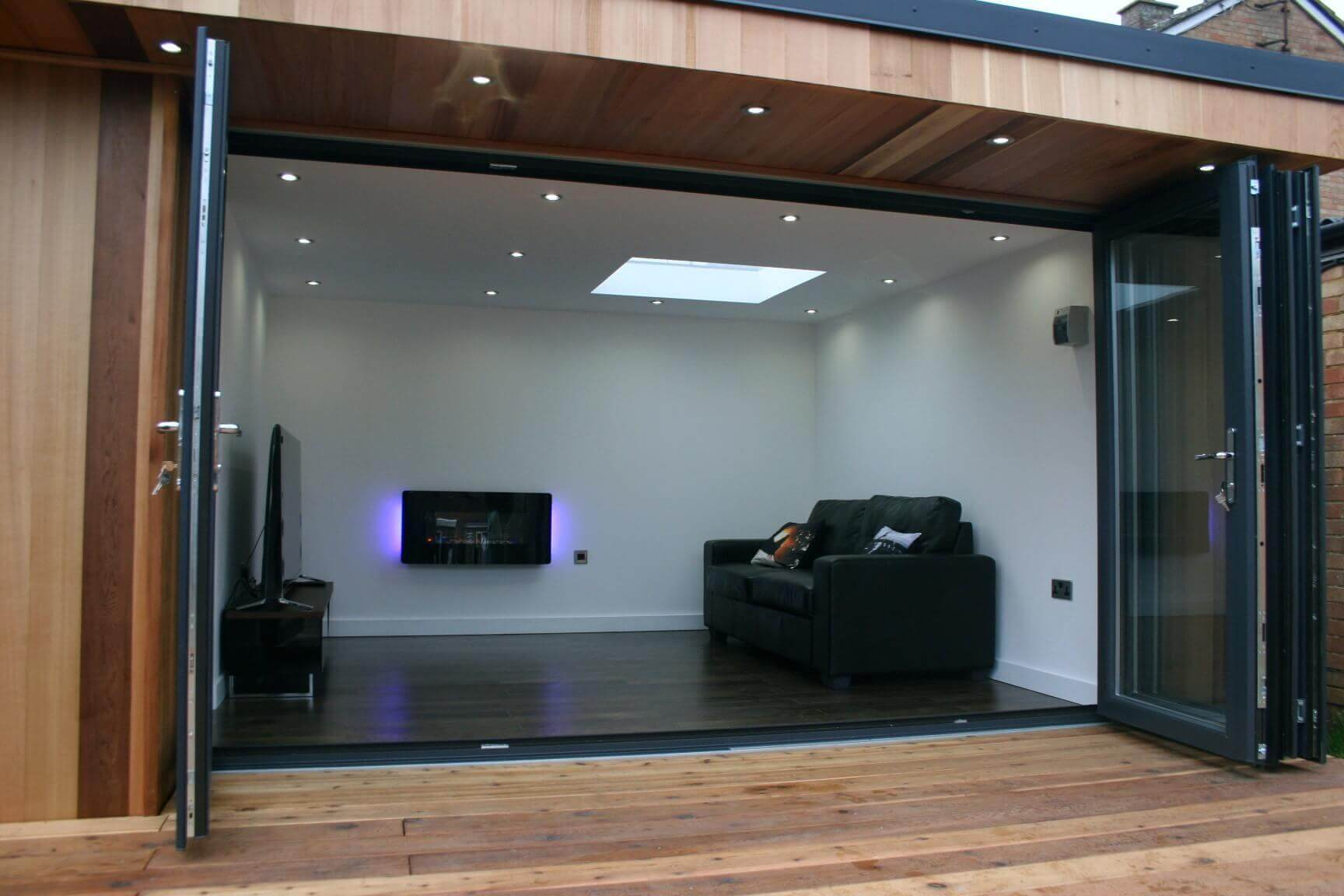Garden Rooms Cheshire