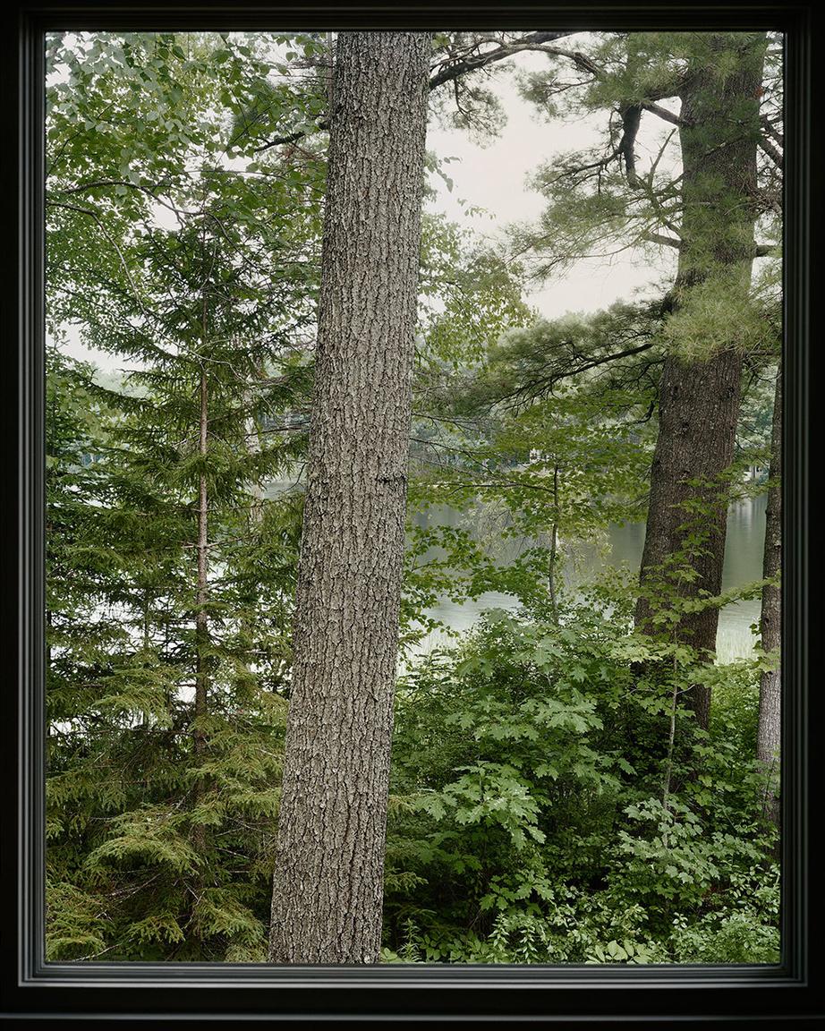Indoor/Outdoor Living 3 , 2014. 40 x 32 inches. Pigment print.