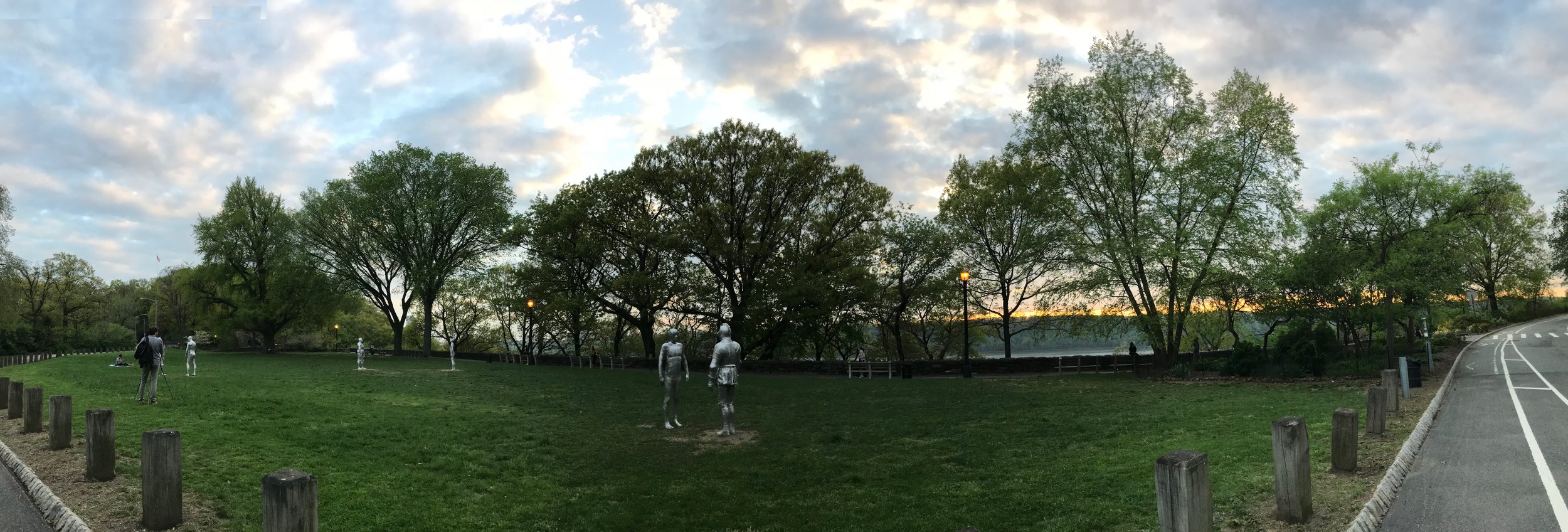 ARMORS at sunset (reference pano by Molly Krause).JPG