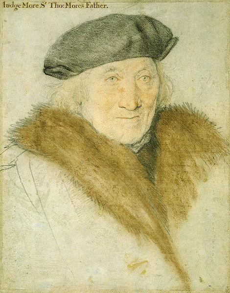 John More, padre di Thomas