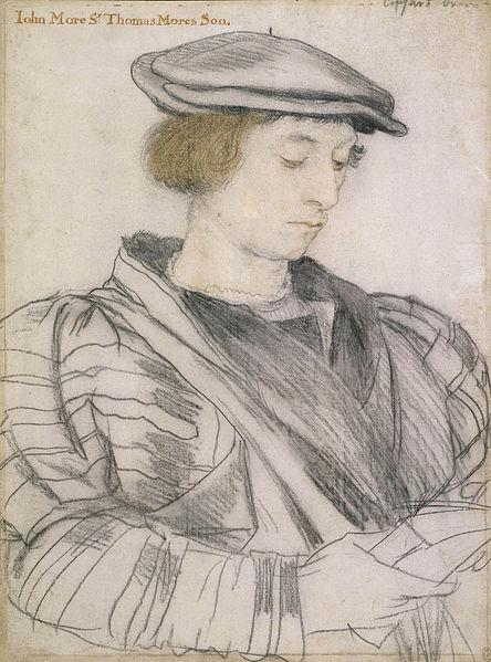 John More, figlio di Thomas
