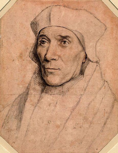 Una copia del disegno di Holbein, occasionalmente attribuita a Rubens
