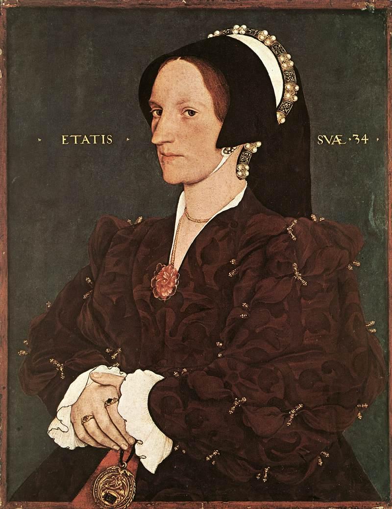 Anne Wyatt, madre di Thomas Wyatt il poeta