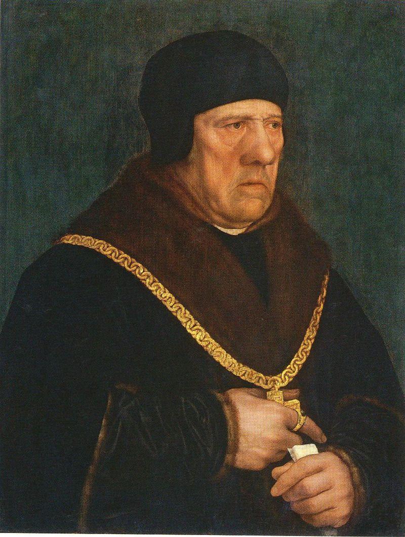 Henry Wyatt, padre di Thomas Wyatt il poeta e alleato di Enrico VII durante la Guerra delle rose