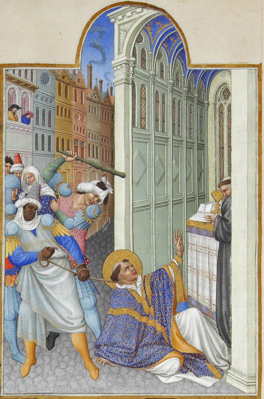 Folio_19v_-_The_Martyrdom_of_Saint_Mark.jpg