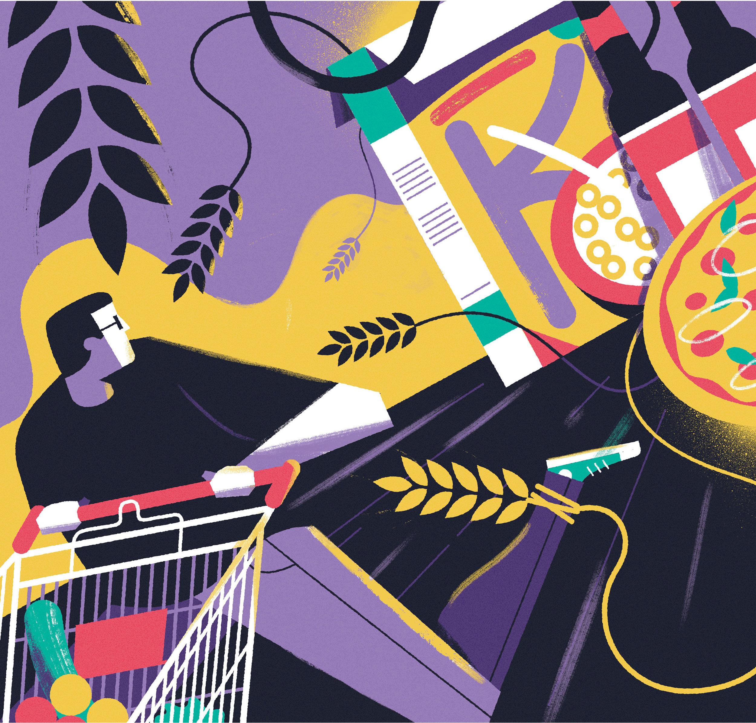 dale edwin murray freelance illustrator forever sports magazine illustration