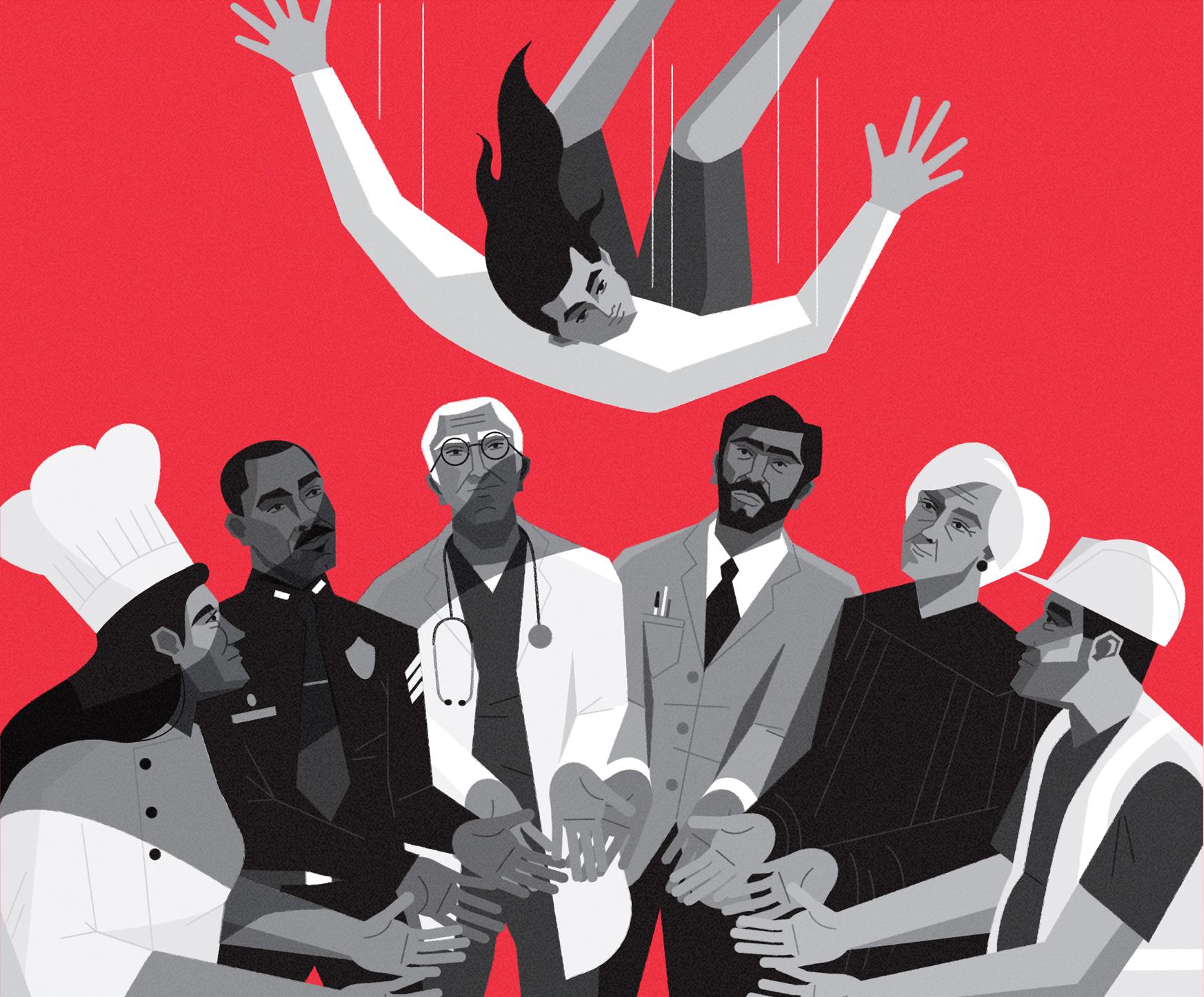 dale edwin murray freelance illustrator boston globe magazine newspaper editorial conceptual illustration