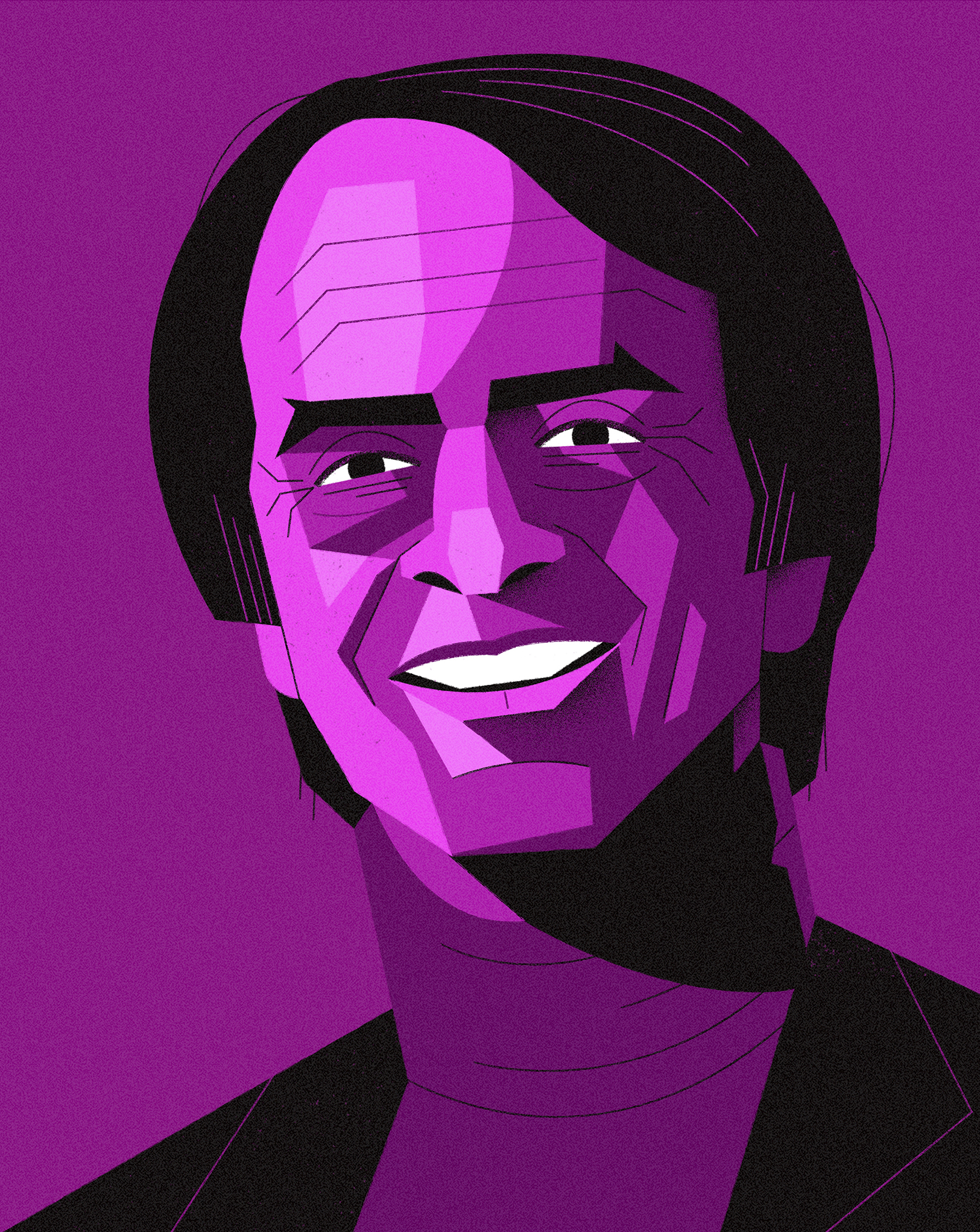 dale edwin murray freelance illustrator tryke carl sagan weed illustration