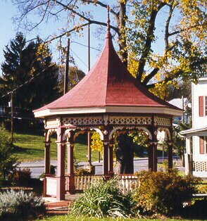 The King Street Gazebo