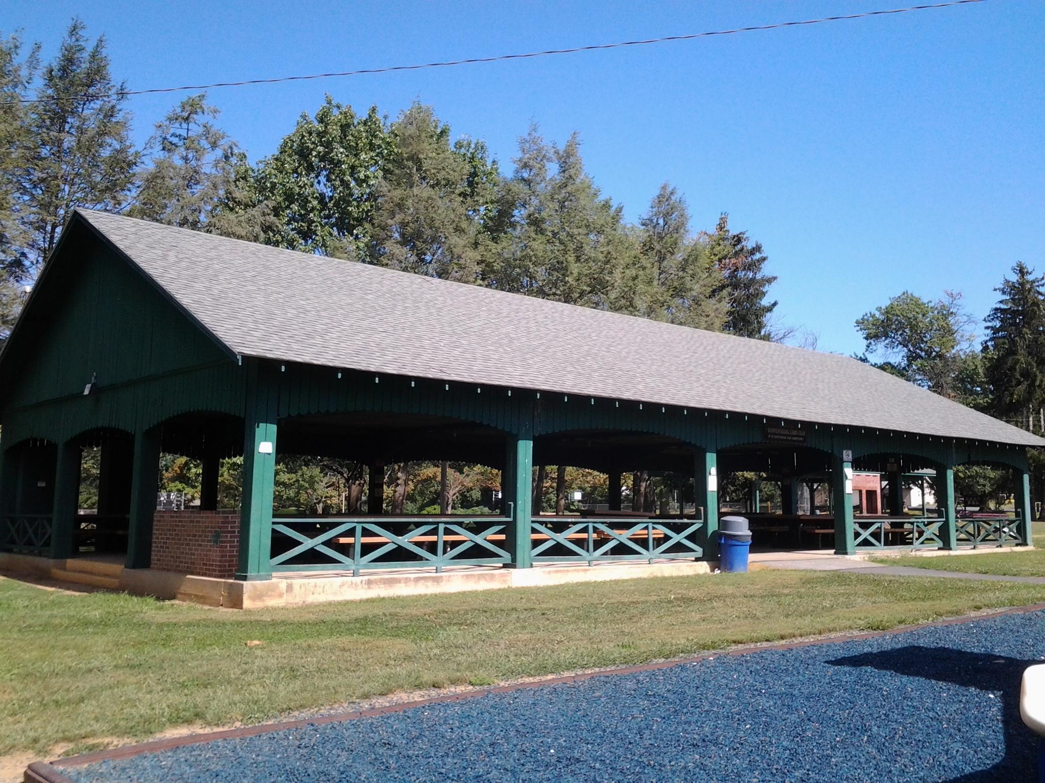 Lion's Club Pavilion $85 Weekends, $50 Weekdays
