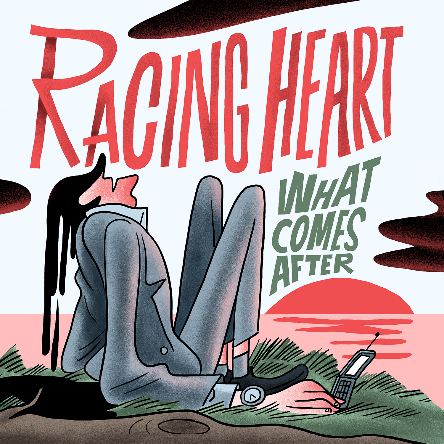 What Comes After , my group Racing Heart's latest record (2016)