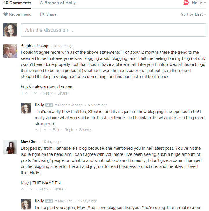 14 Reasons People Aren't Leaving Comments On Your Blog