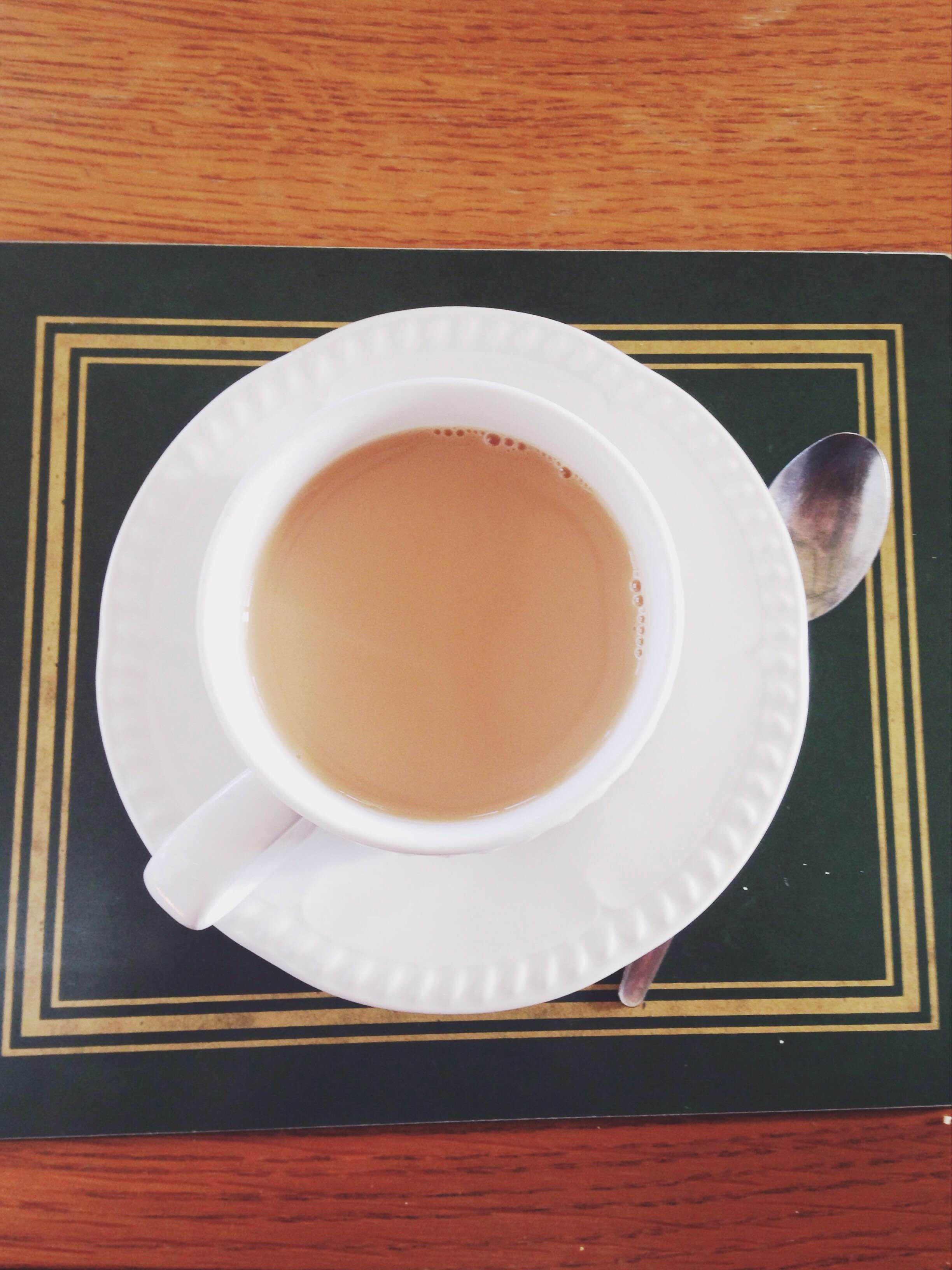 Can't beat a good cup of tea