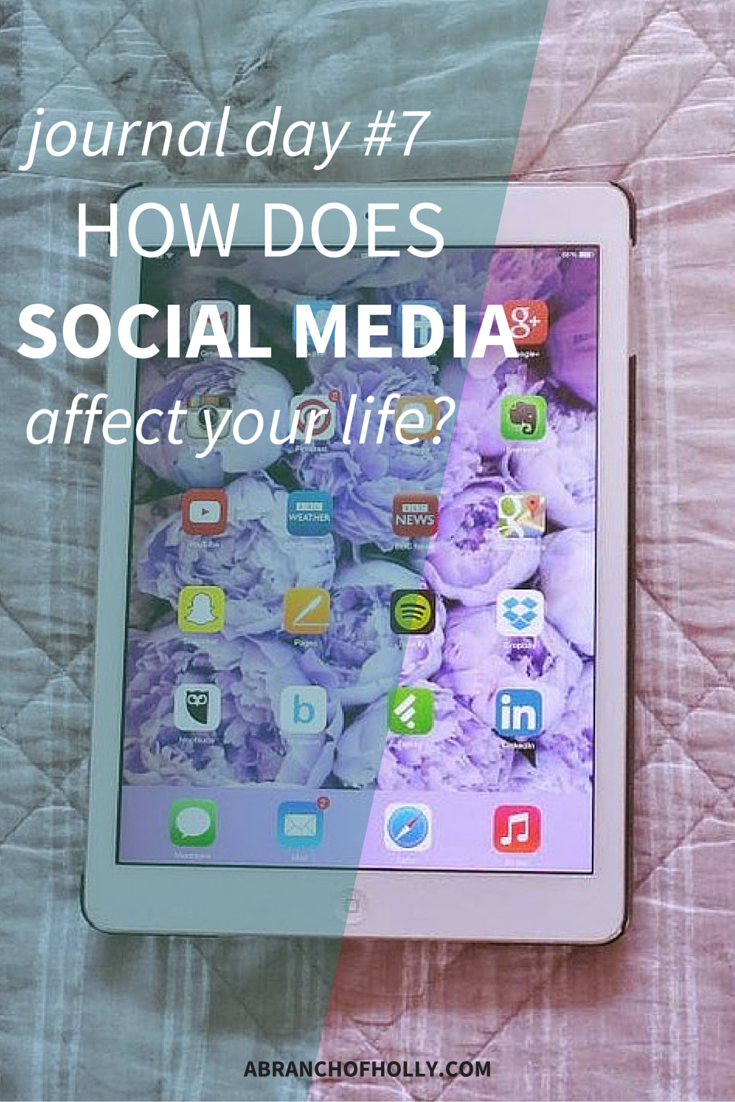 How Does Social Media Affect Your Life?