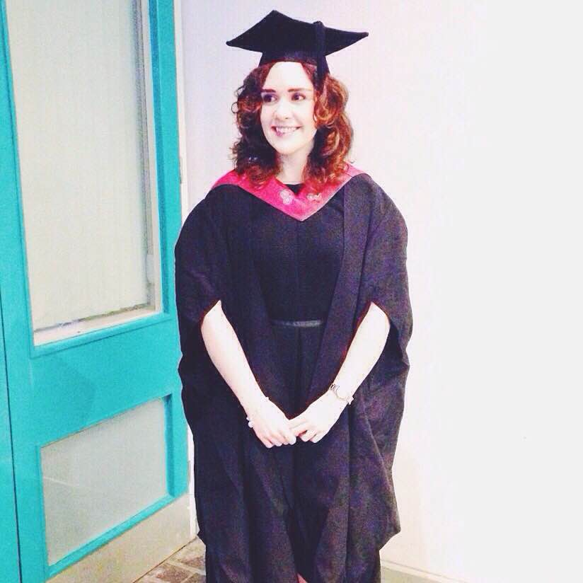 This year also marked a year since I graduated from my Masters Degree