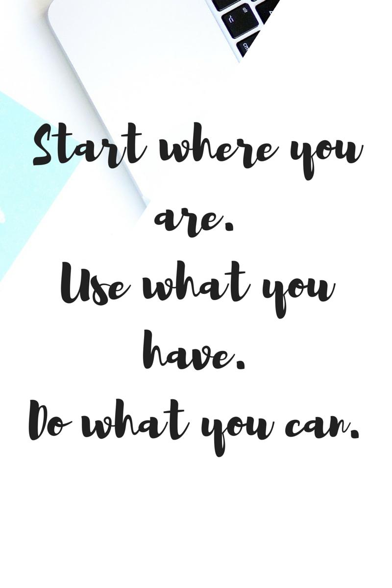 Your Inspirational Reminder #1