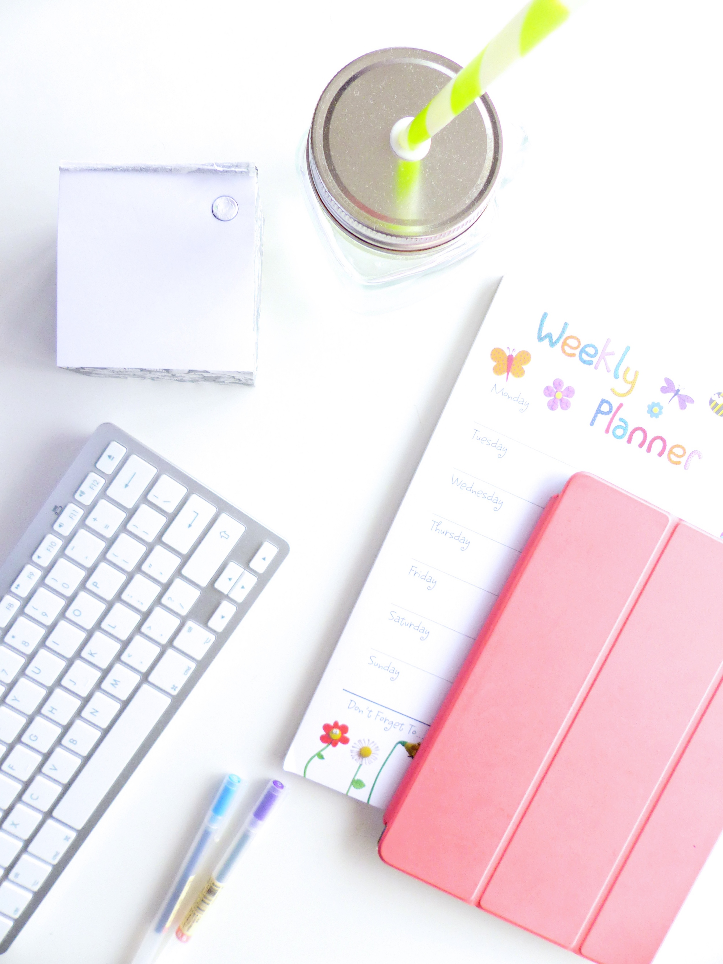 7 Office Supplies That Will Help to Keep You Motivated