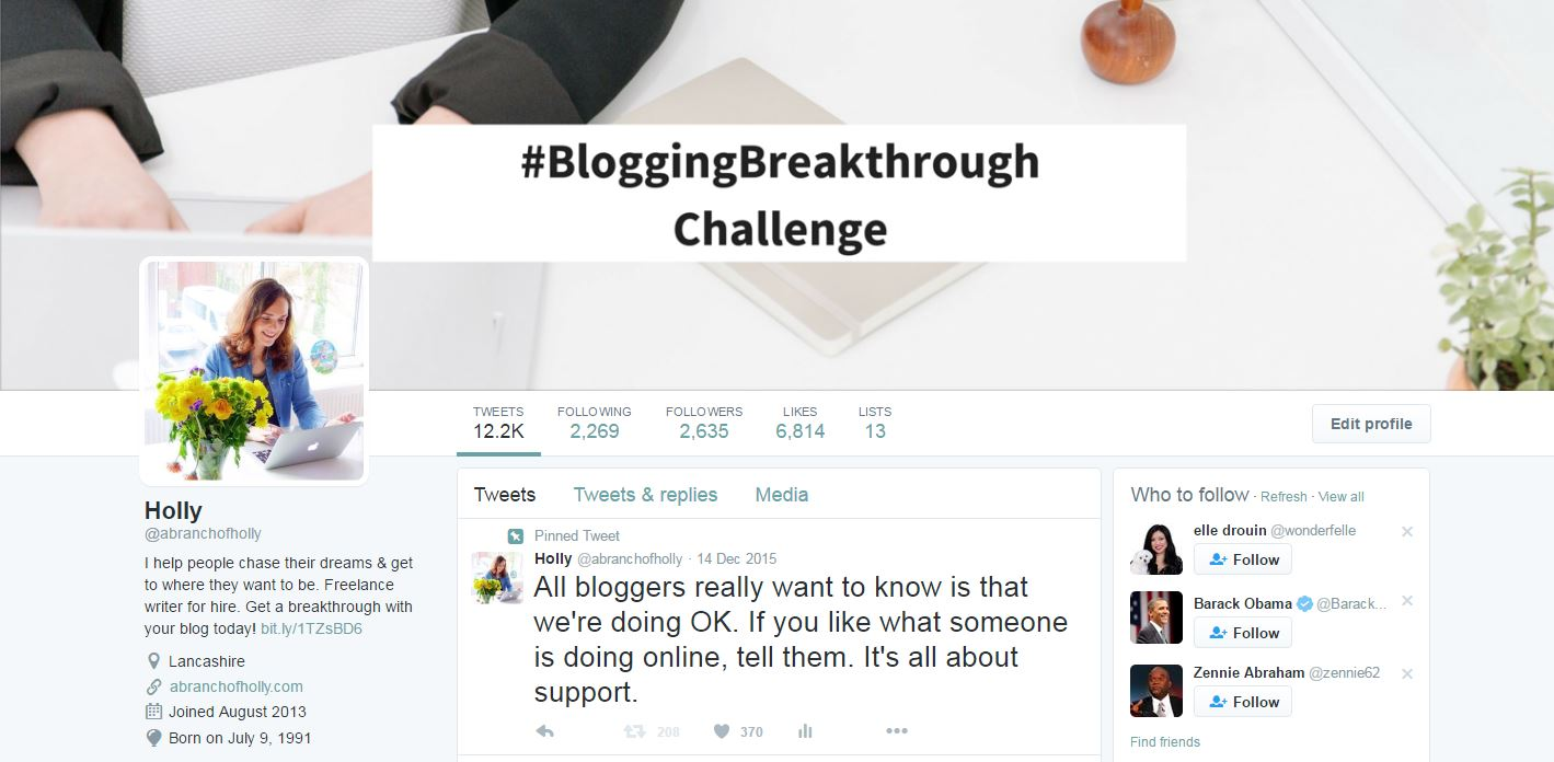 how to curate content for your twitter profile
