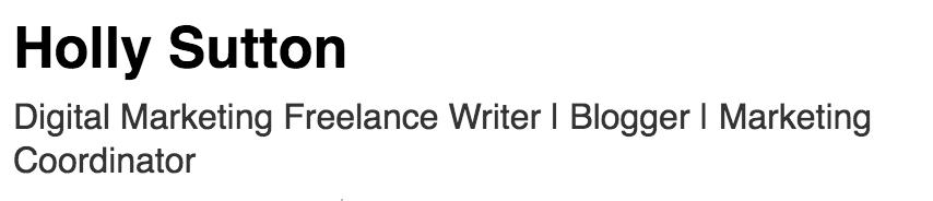digital marketing freelance writer linkedin