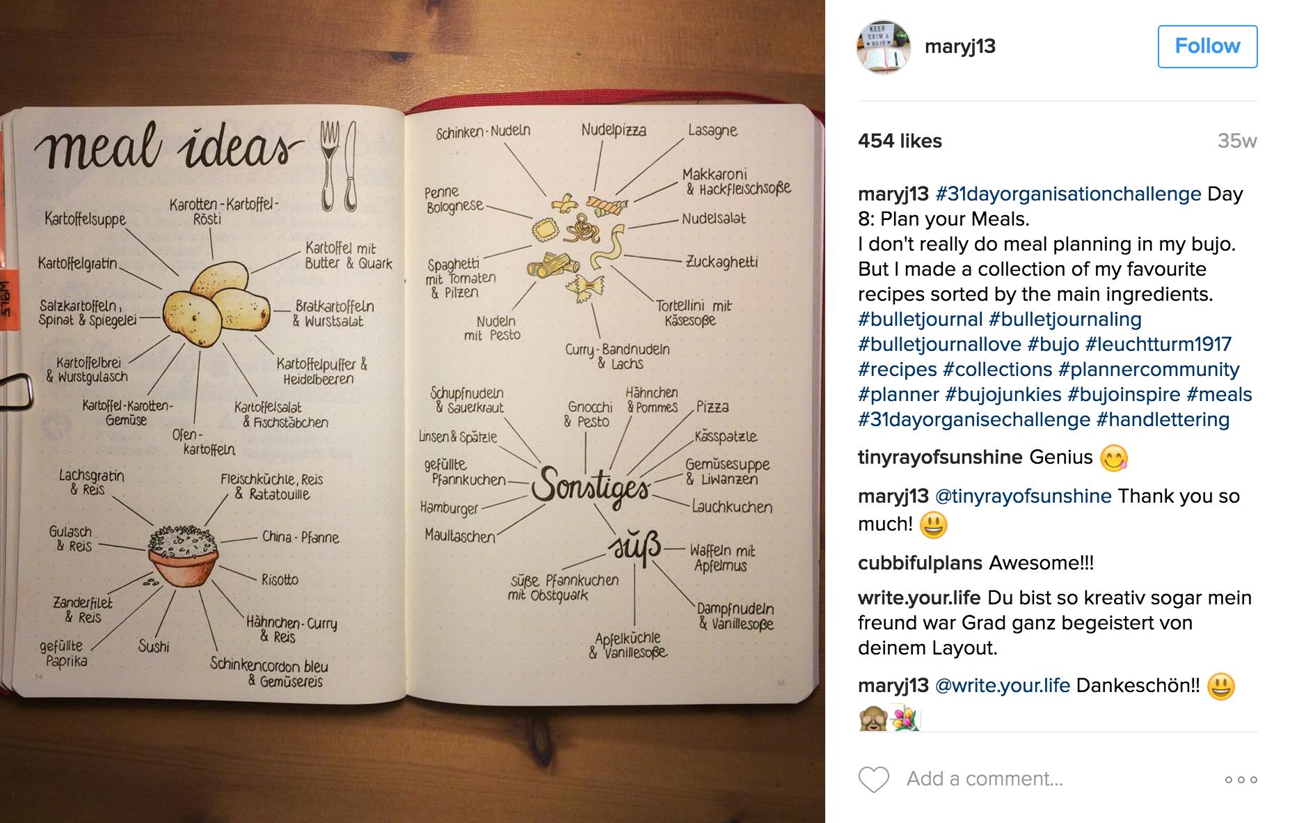 Source: maryj18 Instagram