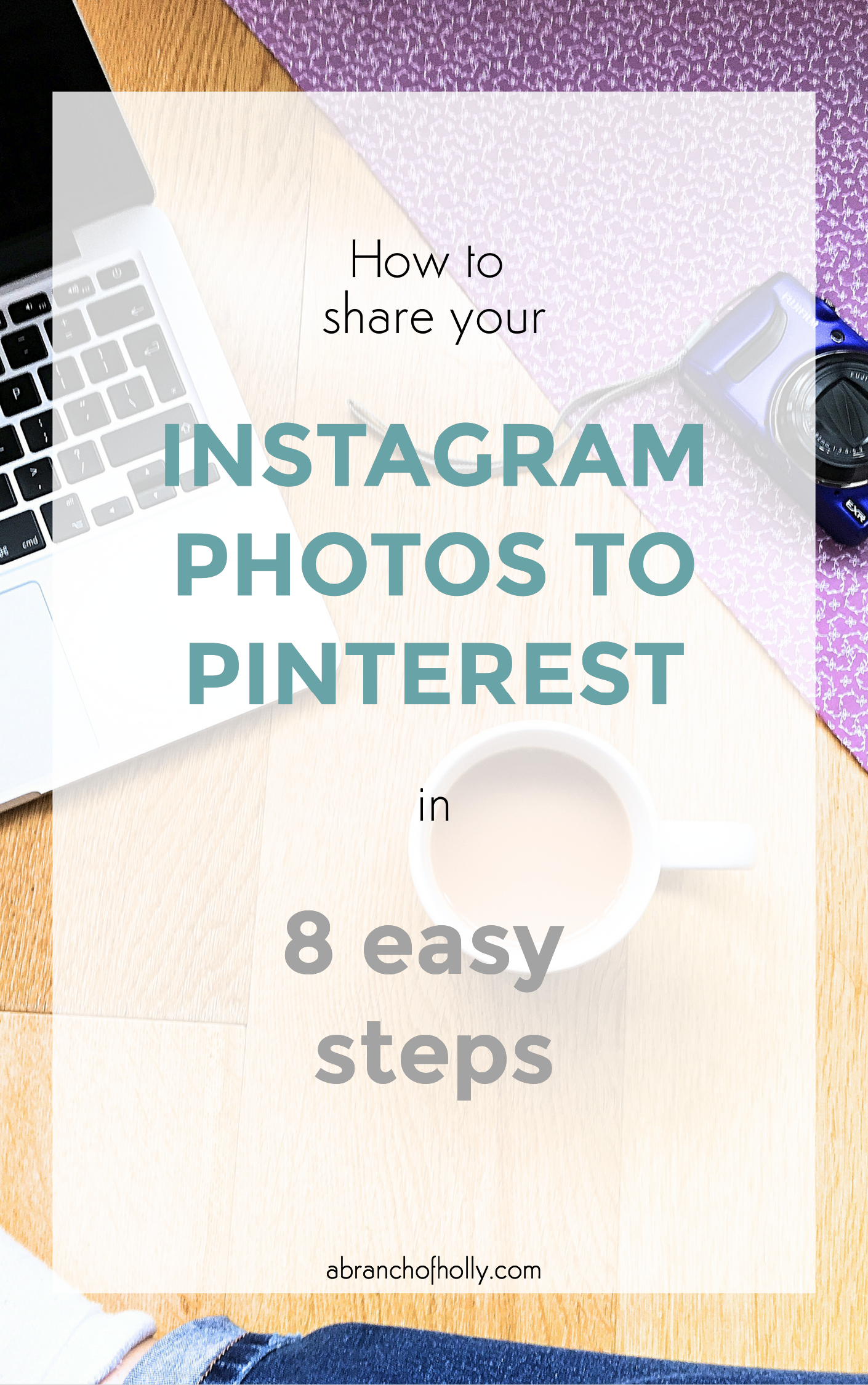 how to share your instagram photos to pinterest