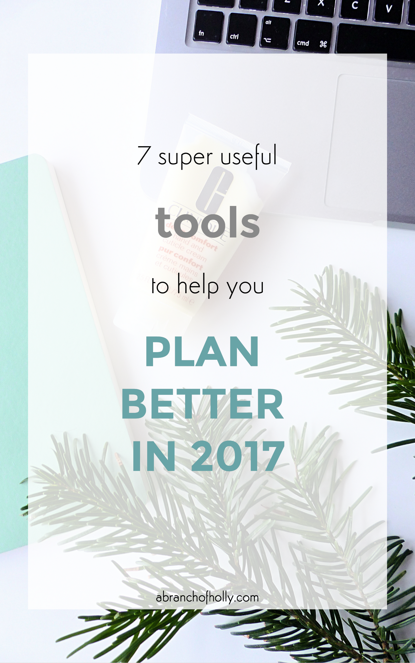 tools to help you plan better