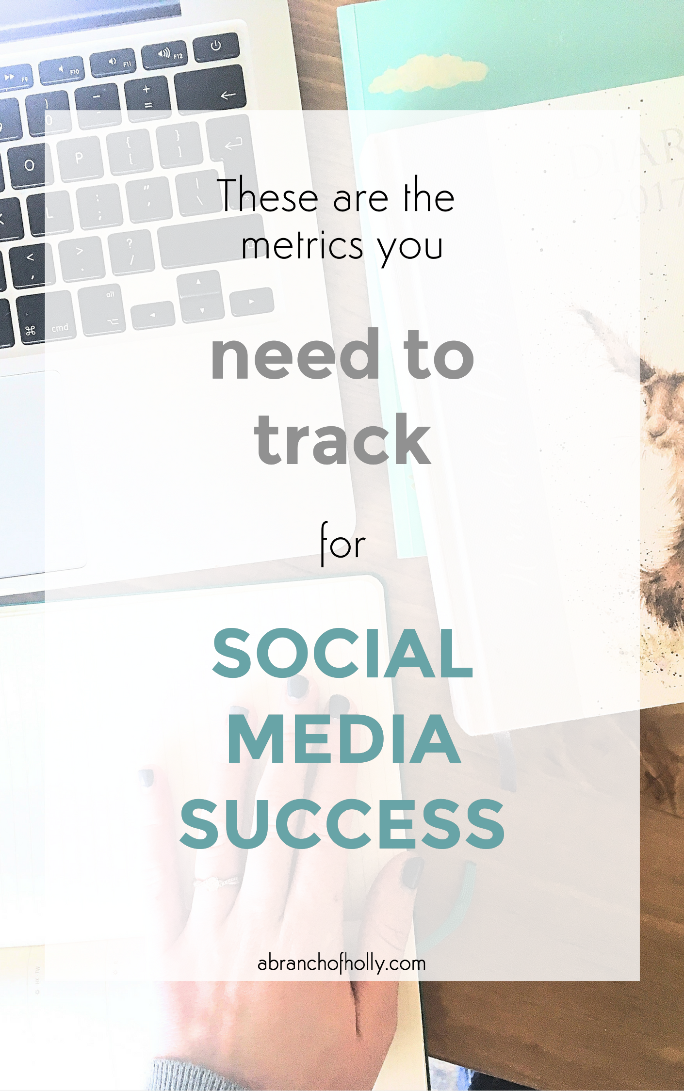 these are the metrics you need to track for social media success