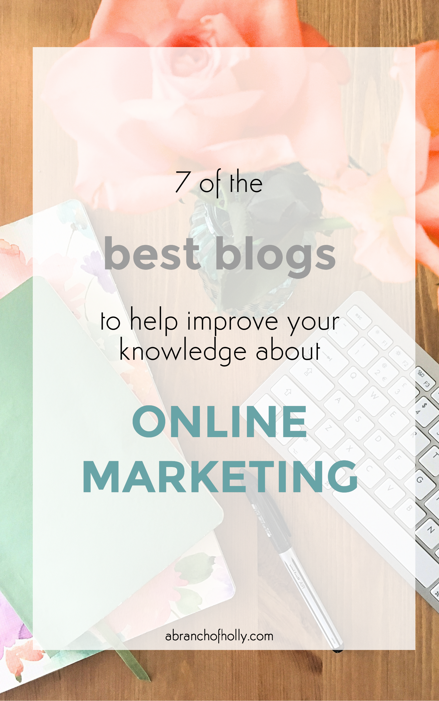 blogs to improve your knowledge about online marketing