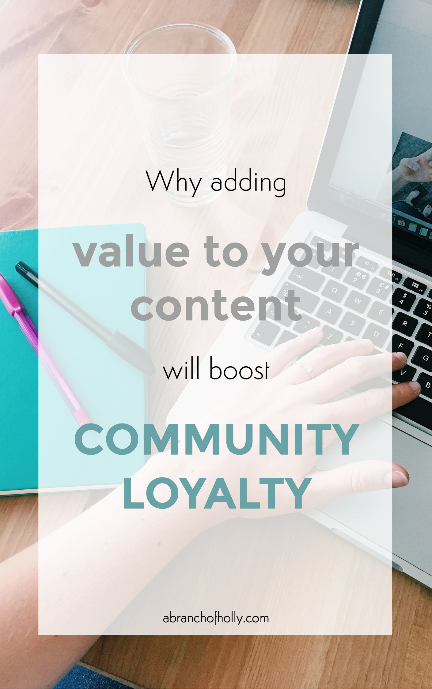 why adding value to your content will boost community loyalty