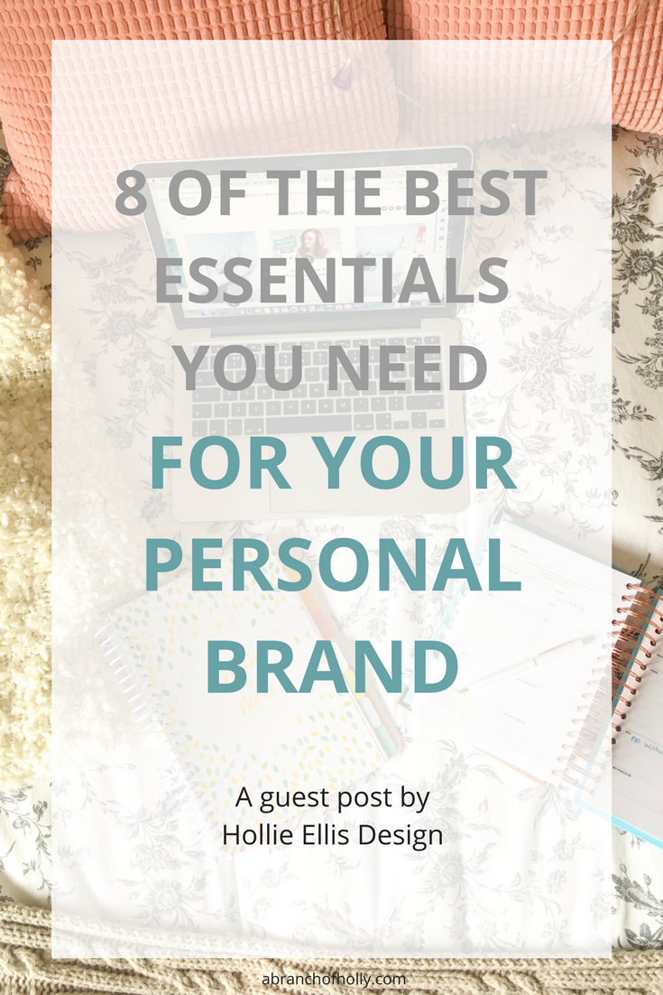 personal branding essentials