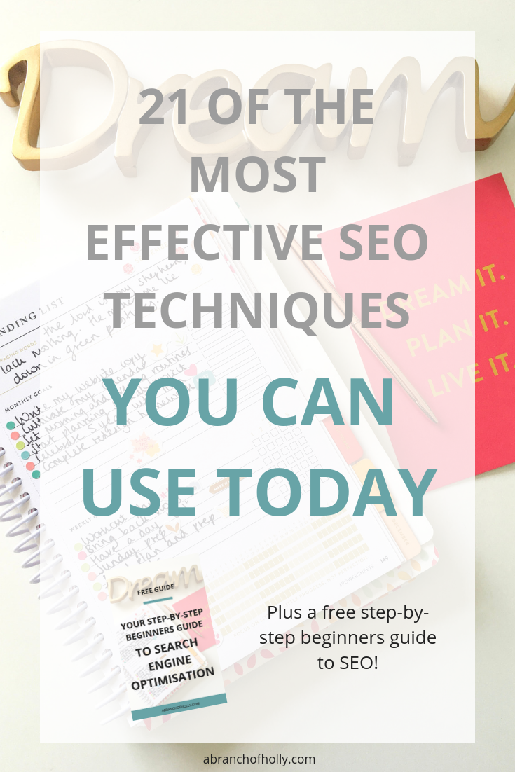 You want more traffic from Google, right? Luckily, I'm here to help. Today I'm going to show you the exact  SEO techniques  that I use to generate  over 140,000 pageviews and 60,000 users per month.  And the best bit is that you can start using these strategies right now.