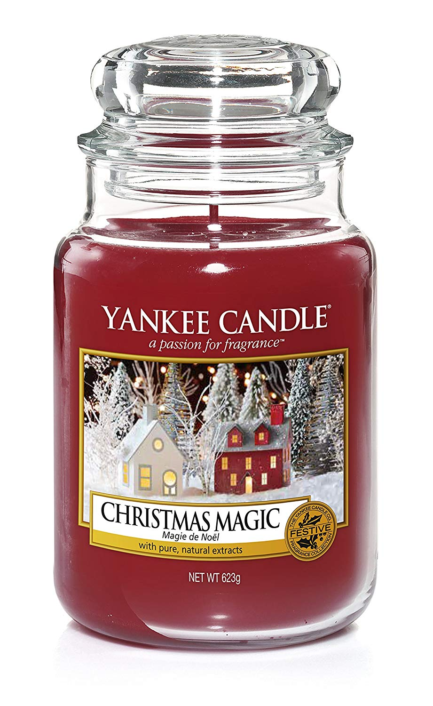 Christmas Magic Yankee Candle