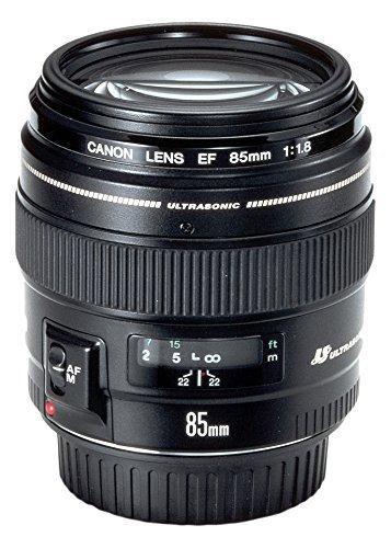 Canon Lens 85mm 1.8