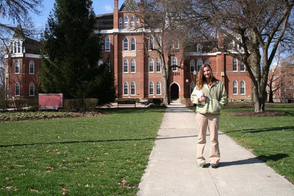 Demonstrated interest in a college by visiting can boost your chances of admission.