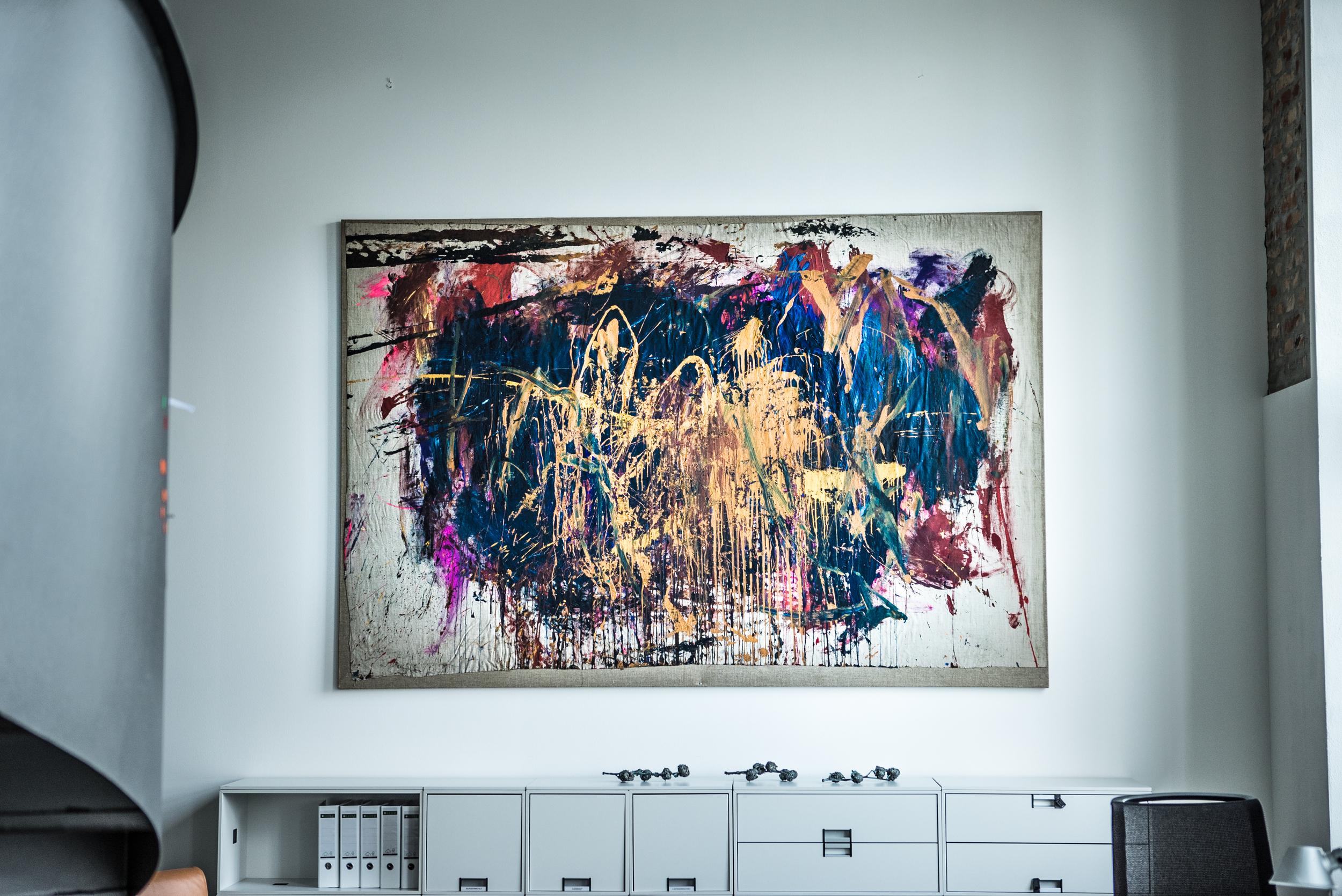 Artappeal Mietkunst bei Werndl & Partner