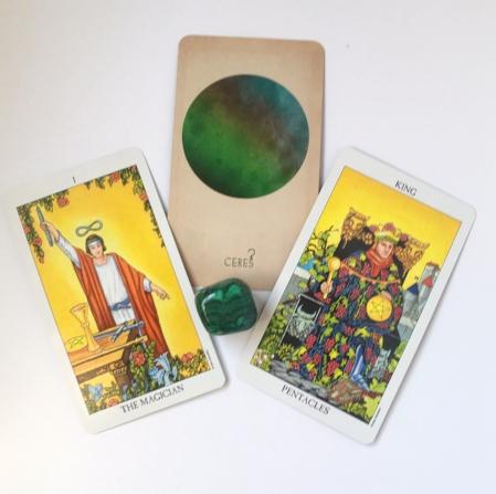Decks : Arcana of Astrology, Radiant Rider Waite