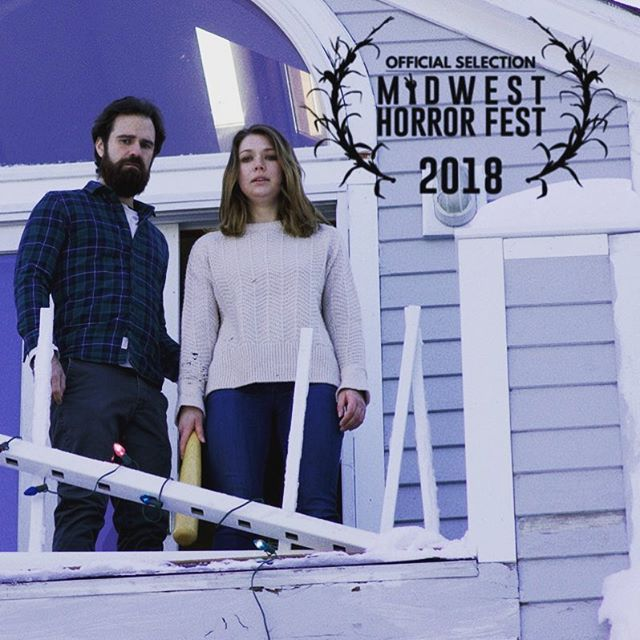 #holidayfear is spreading to #Indiana on October 26th at the @midwesthorrorfest! #horror #comedy #short