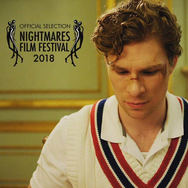 #motherfucker is also headed to @nightmaresfilmfest this October as part of the #midnight #shorts block! #nff18 #betterhorror #comeplaywithus