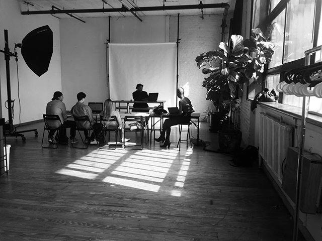 Teachable moments . . . . Photo @forrestthefotographer  #hqpixelstudio #photostudio #brooklyn #lessons #blackandwhitephotography #photooftheday