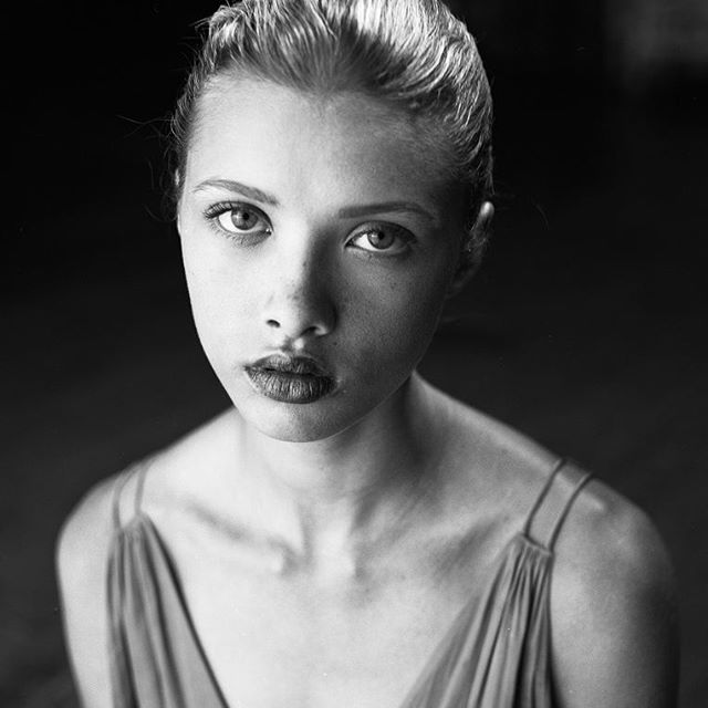 Mamiya R67 / Portra 160 . . . Photo: @sterlingbatson  Model: @amelia.zerbe(c/o @elitenyc ) MUA & Styling: @boswellafide . . . . #sterlingbatson #amelizazerbe #boswellafide #fashionphotographer #fashionphotography #editorial #nycfashion #nycphotographer #mode #modellife #nycmodel