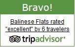 Trip Advisor Bravo Badge
