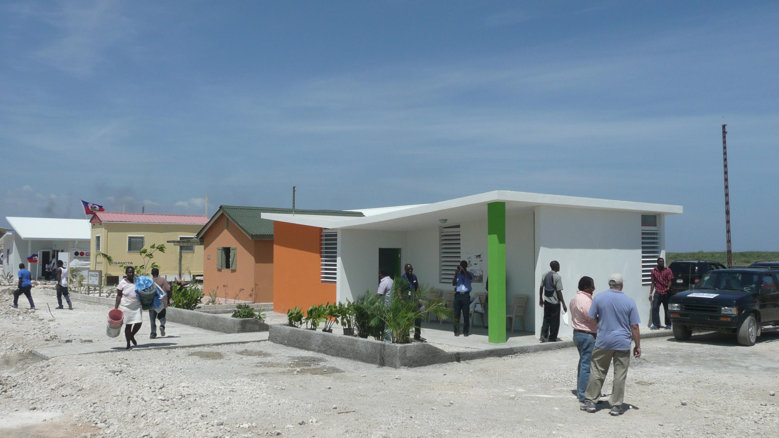 haiti housing prototype